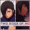 egotrigger: ([both] two sides of me)