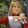powerofpink: Kendrix using her morpher (Go Galactic)