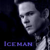 bewize: Bobby looking at the camera (X-men: Iceman)