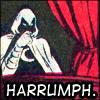 thehefner: (Harrumph)