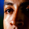 thuviaptarth: memo's face, three-quarter shot (sleep dealer (memo's eyes))