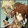 karayan: Suikoden III: Hugo and Caesar (Believing in you and me.)