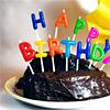 here's luck: birthday!