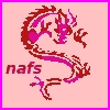 nafs: red and purple-pink dragon (Default)