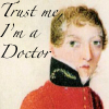 "aquaeri: portrait of Dr James Barry: ""Trust me, I'm a Doctor"" (doctor)"