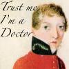 "aquaeri: portrait of Dr James Barry: ""Trust me, I'm a Doctor"" (doctor)"