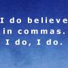 endeni: (The Shoebox Project: commas)