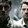 ext_57687: (TV Series: SPN: Castiel  heart <3<3)