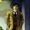 darthbatgirl: the doctor walking (the Doctor)
