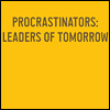 monanotlisa: (procrastinators yellow)