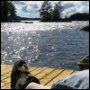 grappling: (Muskoka Stillness)