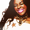 alwayswondered: Azealia Banks grinning. (*glee!*)