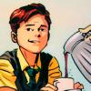 incywincier: (pete: pre-teen coffee addict)