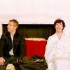 sherlockbbc_fic: (Giggles at the Palace)