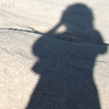 allangtegek: photo of my shadow with camera (schaduwfotograaf)