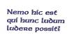supergee: (motto)