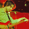 corbae: Jon Walker tuning his guitar (Jon Walker)