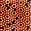 starphotographs: Images of atoms have existed since the 1980s. No one ever tells you this, for some reason... (Silicon atoms)