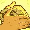 imblaaaaaaack: (heal; sick hands)