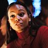 universaltranslator: Uhura looks annoyed (Annoyed: Schooling you)
