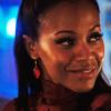 universaltranslator: Uhura gives a flirty smile (Flirty: Oh really?)