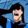 bluejaybirdie: nightwing facepalming (facepalm)