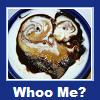 seryn: bowl of yogurt w/owl drawn in chocolate (owl, food2, whoo)