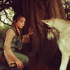 vaznetti: Arya and Nymeria, from A Game of Thrones (when the wolf comes home)