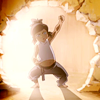 anatural: Baby Korra is ready to kick ass (Curse: I'm the Avatar and you gotta deal)