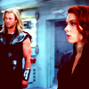 pretty_panther: (av: thor and natasha)
