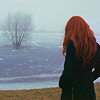 rainsinamorata: (People - winter lake)