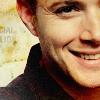 kumquatix: Dean smiling (dean)