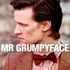 lunarwolfik: (DW - Doctor - Grumpyface)