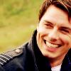 kumquatix: Jack smiling (jack)