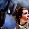 alchemy: Carrie Fisher in The Empire Strikes Back ([movies] I happen to like nice men.)
