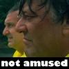 rike_tikki_tavi: Stephen Fry looking wet and decidedly unamused, caption not amused (Stephen Fry is not amused)