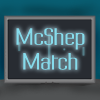 fluffyllama: Mcshep Match official icon 2010 blue text on computer screen (mcshepmatch2010)