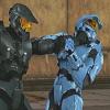 fearmylaserface: (Getting beaten by Tex)