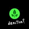 "invisionary: Symbolic leaf with subtext ""Directive?"" (Directive?)"