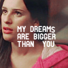 kaosalchemist: (Glee: my dreams are bigger than you)