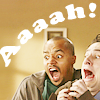 out_there: Perfect reaction to so much of the internet (Scrubs: Aaaah! by Oxoniensis)
