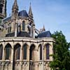 mercurybard: A cranky French nun tried to lock me in a crypt here (Cathédrale Notre-Dame de Bayeux)