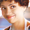 randomling: Astrid Farnsworth (Fringe) smirking at the camera. (astrid)