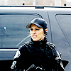 staranise: Jules Callaghan from Flashpoint, with an expression of distaste ([fandom] Jules is pissed)