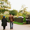 dear_prudence: the vicar of dibley walking hand in hand with rarmitage (vicar: happily ever after)