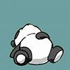 jona: a sleeping panda (panda - sleeping)