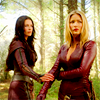 such_heights: kahlan touches cara's arm (lots: kahlan/cara [comfort])