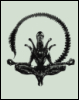 krowface: xenomorph in full lotus position (Default)