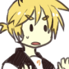 kagamine_len: (my little hiri cant smell this hard)
