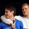 jb_slasher: pasi puistola, mikko koivu; team finland (changeless)